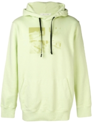 1017 Alyx 9sm Pale Yellow 'collision' Hoodie