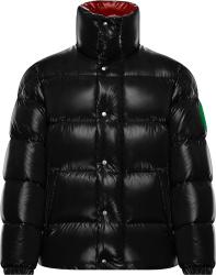 Black 'Dervaux' Jacket