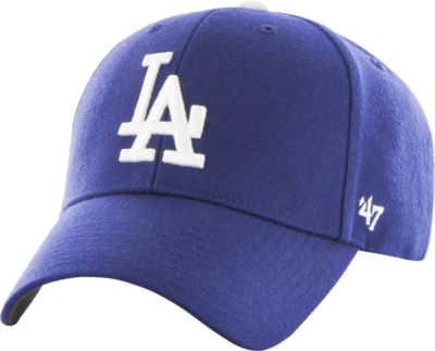 47 Brand La Dodgers Blue Hat