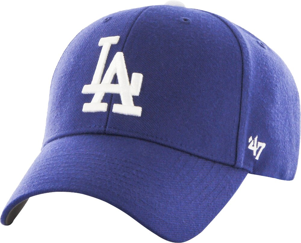 L.A. Dodgers Blue 'MVP' Hat