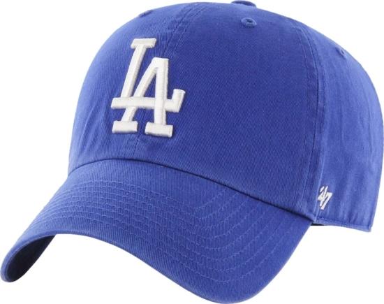 47 Brand La Dodgers 'clean Up' Hat