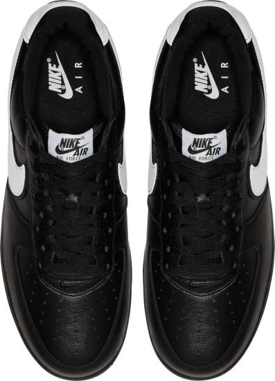 Air Force 1 Low Retro Qs Black White