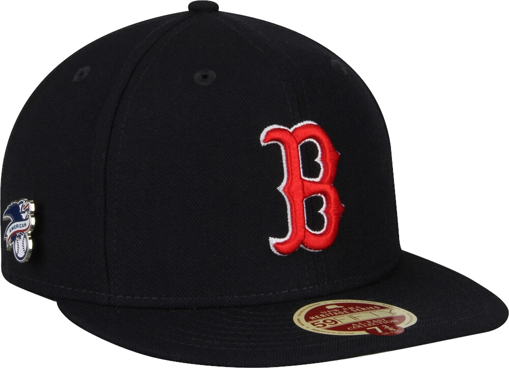 Boston Red Sox New Era Navy American League East 59fifty