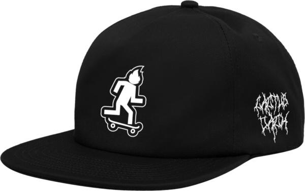 Cactus Jack Black Skate Ii Hat