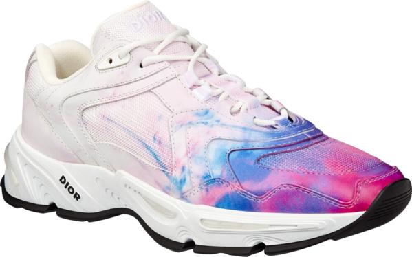 Dior Tie Dye 'cd1' Sneakers