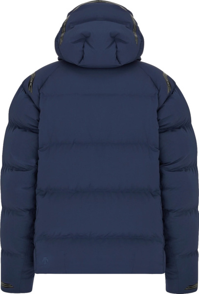 Dior X Descente Navy Puffer Jacket