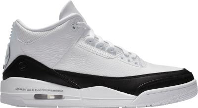 Fragment Design X Air Jordan 3 Retro Sp White
