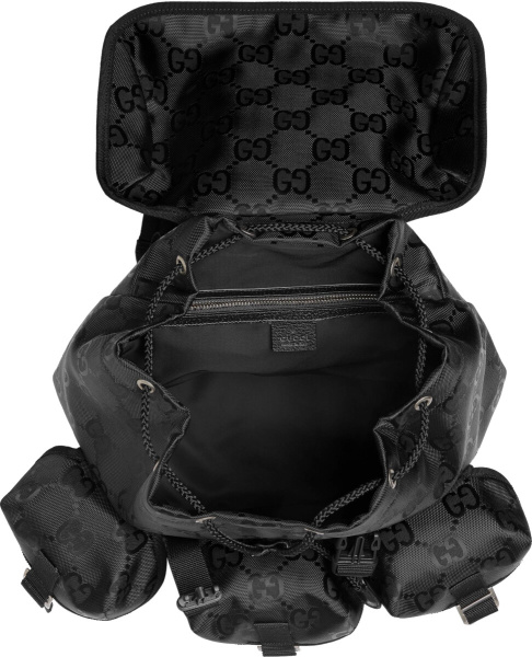 Gucci Off The Grid Backpack Black