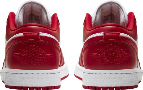 Jordan 1 Low Gym Red White