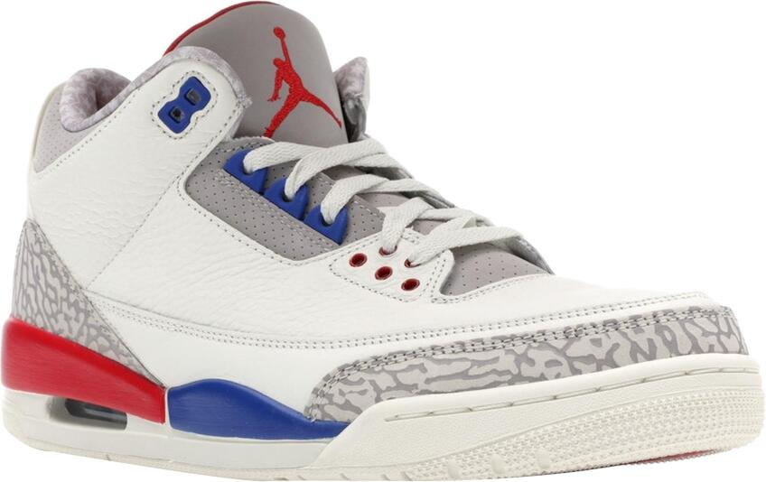 Jordan 3 Retro International Flight Sneakers