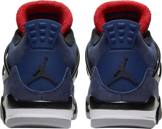 Jordan 4 Winter Loyal Bue