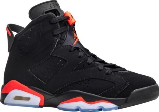 Jordan 6 Retro Black Infared