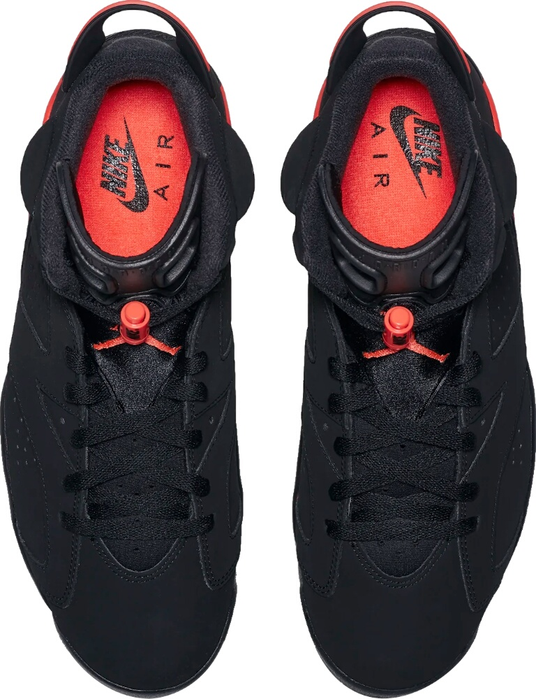 Jordan 6 Retro Black Red Infared