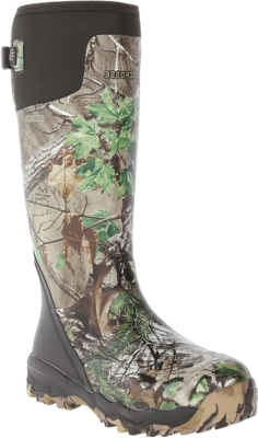 Lacrosse Alphaburly Pro Camo Hunting Boots