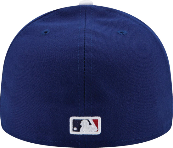 Los Angeles Dodgers New Era Authentic Collection On Field 59fifty Royal Blue Fitted Hat