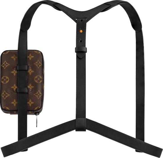 Louis Vuitton Utility Harness Monogram Brown