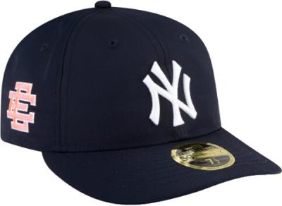 New Era X Eric Emanuel New York Yankees Hat