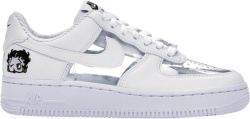 Nike Air Force 1 Olivia Kim White Betty Boop