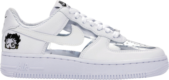 Nike Air Force 1 Olivia Kim White Betty Boop