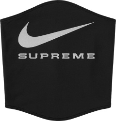 Nike X Supreme Black Neck Warmer