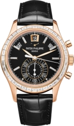 Patek Philippe Complications 5961r 010 Rose Gold Watch