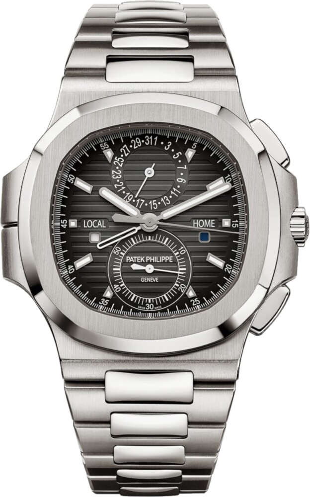 Patek Philippe Stainless Steel Nautilus 5990 Watch