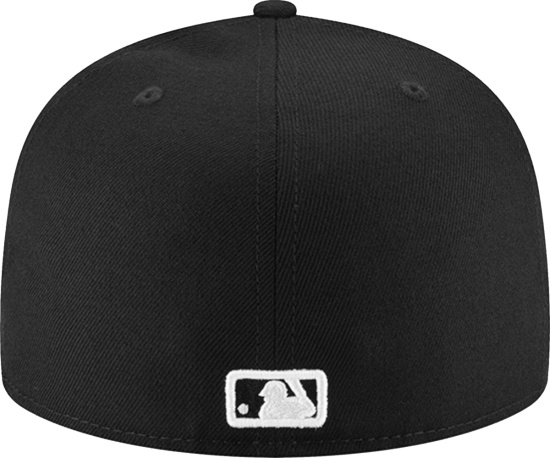 Philadelphia Phillies New Era 59fifty Fitted Hat Black