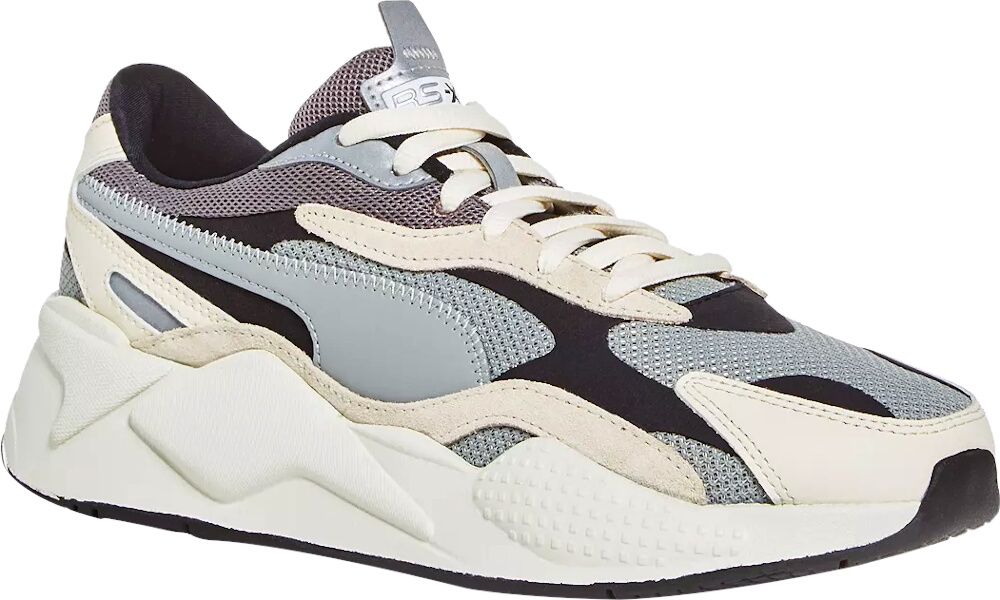Puma Grey 'RS-X³ Puzzle' Sneakers | Incorporated Style