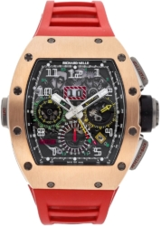 Richard Mille Flyback Chronograph Rm11 02 Watch