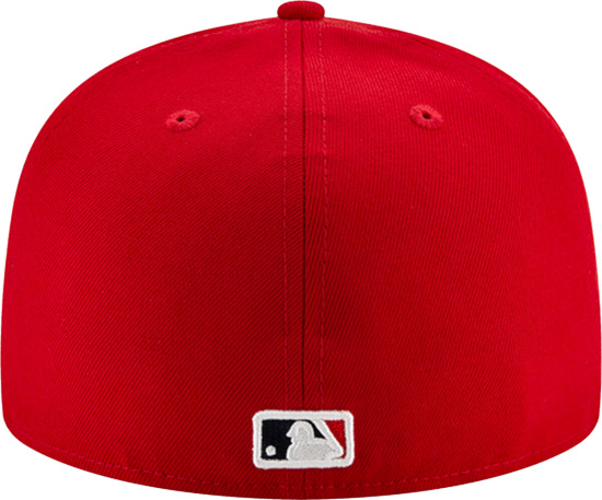St. Louis Cardinals New Era 2020 Authentic Collection On Field 59fifty Fitted Hat Red