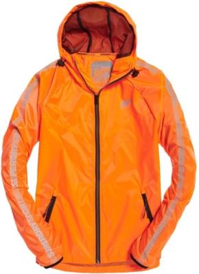 Superdry Orange Active Featherweight Jacket