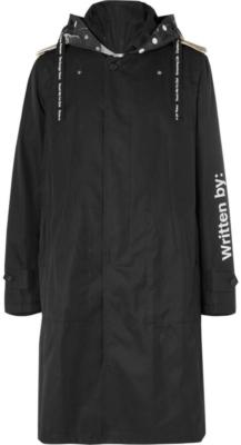 Takahiromiyashita Thesoloist Black Tranch Coat