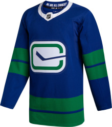 Vancouver Canucks Adidas Alternate Jersye
