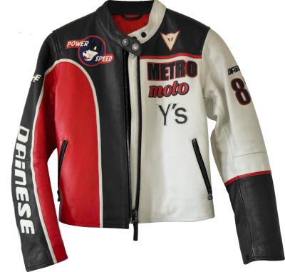 Yohji Yamamoto Dianese Split Moto Jacket