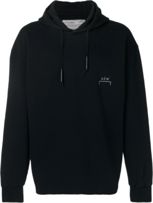 A Cold Wall Black Hoodie