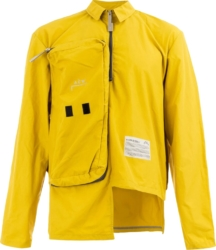 A Cold Wall Yellow Asymmetric Jacket