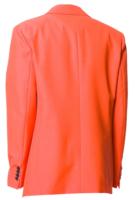Orange Two Button Jacket