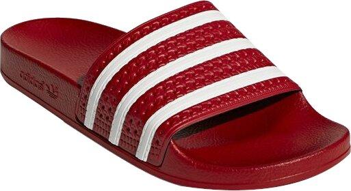 Adidas Adilette Red Slides