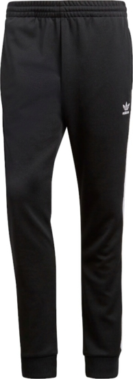 Adidas Originals Sst Black Joggers
