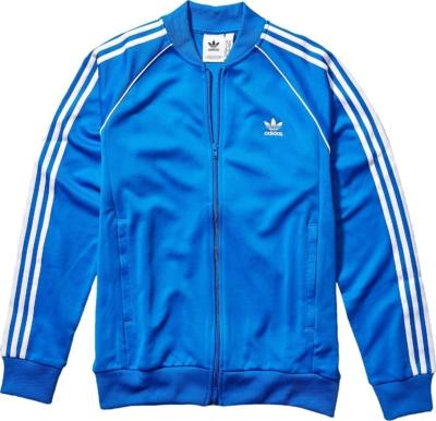 Adidas Originals Superstar Royal Blue Track Jacket