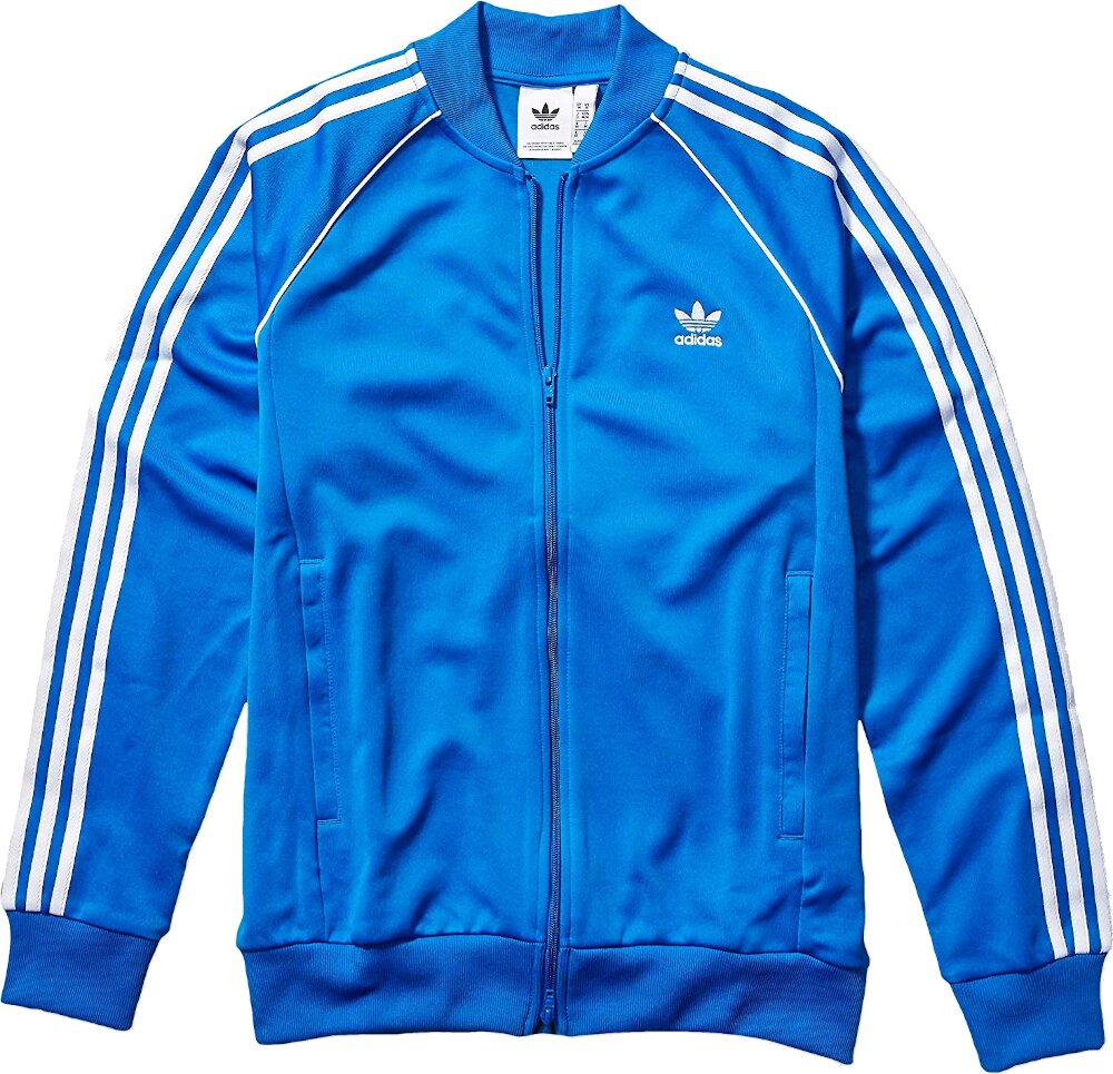 Adidas Originals Superstar Royal Blue Track Jacket