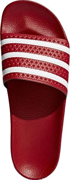 'Adilette' Red Slides