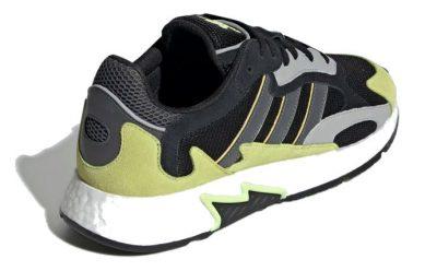 Adidas Tresc Running Shoe In Black And Green Worn By Kodak Black