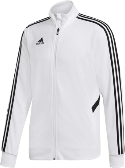 Adidas White Ats Trio Track Jacket