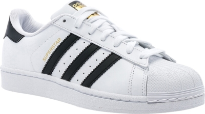 Adidas White Superstar Foundation Sneakers