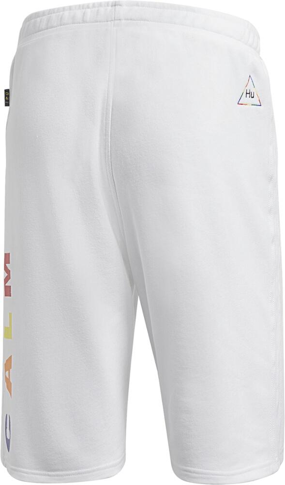 Adidas X Pharrel Hu White Shorts