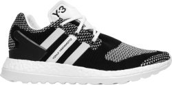 Adidas X Y 3 Black Knit Sneakers
