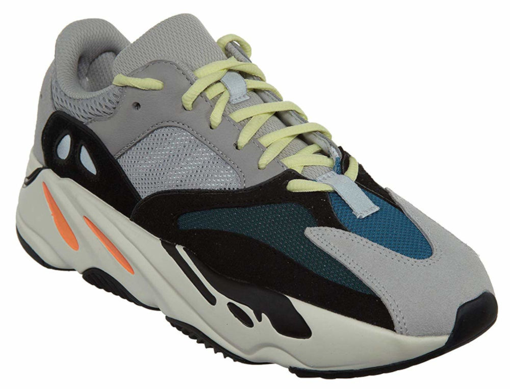 Adidas Yeezy Boost 700 Wave Runner Sneakers Worn In Rich The Kids The World Is Yours Music Video