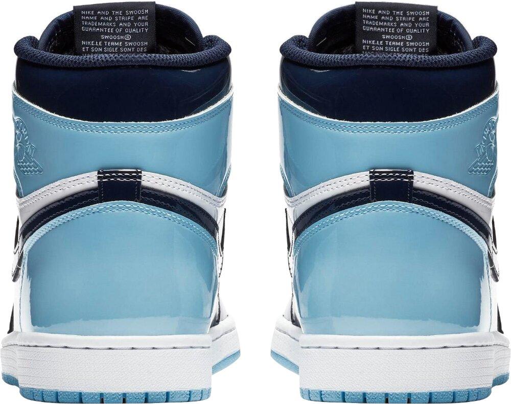 Air Jordan 1 Unc Patent