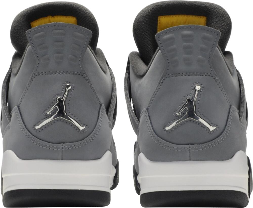Air Jordan 4 Cool Grey Sneakers